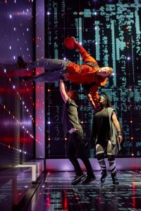 Joseph Ayre, Matthew Trevannion and Gemma Knight Jones- Curious Incident