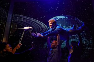 Joseph Ayre and the Cast- Curious Incident