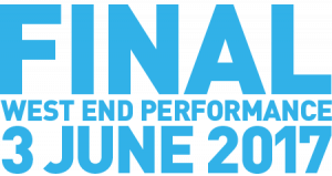 FINAL WEST END PERFORMANCE 3 JUNE 2017