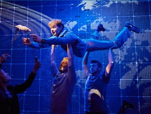 Curious Incident- Christopher & Toby