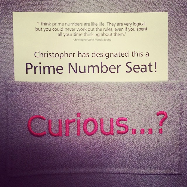 4ec3b0f49b9a Prime Number Seat| Blog | Curious on Stage