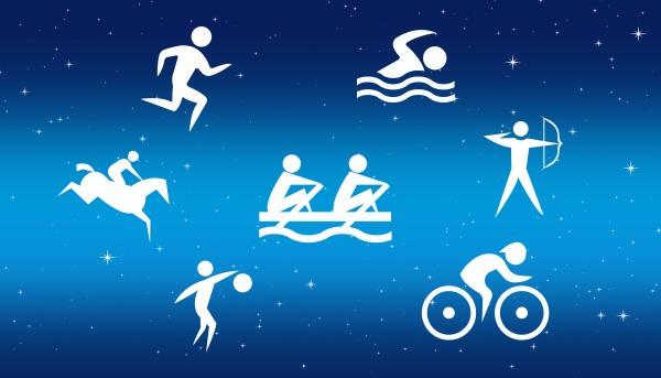 Curious Olympics sports
