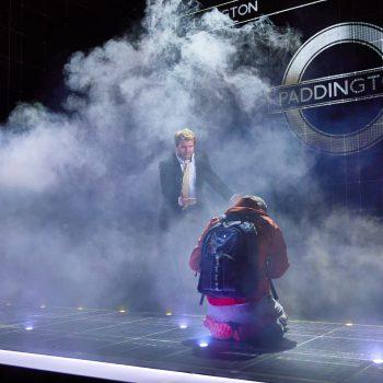 Joshua Jenkins (Christopher Boone) and Matt Wilman – Curious Incident International Tour. Photo by BrinkhoffMögenburg