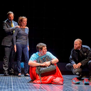 Oliver Boot (Mr Shears), Emma Beattie (Judy), Scott Reid (Christopher) & Joel Harper-Jackson